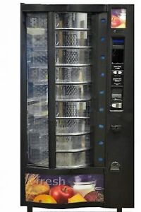 432 National Shopper Food Vending Machine