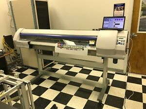Roland Versacamm Sp 540v 54 Printer Cutter Eco Solvent