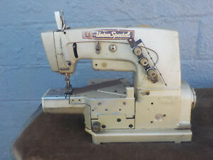 Industrial Sewing Machine Union Special 34 700 Cover Stitch