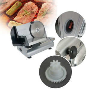 Commercial Electric Meat Slicer 7 5 Blade 150w 0 15mm Thick Deli Food Cutter Ce