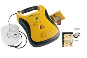 Defibtech Lifeline Aed Defibrillator 2 Year Warranty new Pads And Battery
