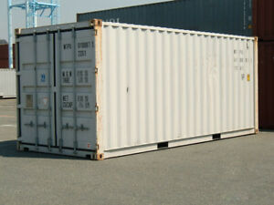 20ft Used Shipping Container In Cargo worthy Condition Jacksonville Florida