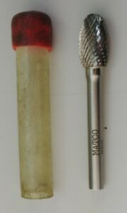 Matco Tools Ze5 Deburring Tool Bit For 1 4 High Speed Grinder W Storage Tube