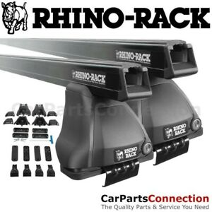 Rhino Rack Ja4447 2500 Heavy Duty Black Roof Crossbar For Mazda 3 Sedan 10 13