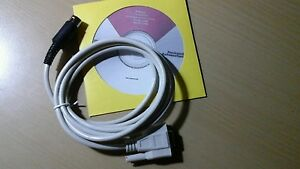 Allen Bradley 1745 pcc Replacement Cable And Software Slc 100 150