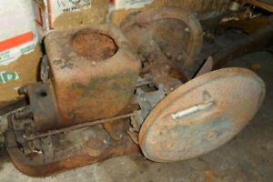 Fairbanks morse z 2 Hp Stationary Engine For Restoration Or Parts Make Offer