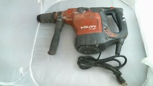 Hilti Te 76p Atc avr Rotary Hammer Drill Sds Max Te y 15 Amp Combihammer