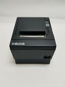 Epson Tm t88iii M129c Monochrome Thermal Receipt Printer Tested Working Wadapter