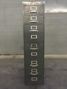 Cole 9 Drawer Filing Cabinet