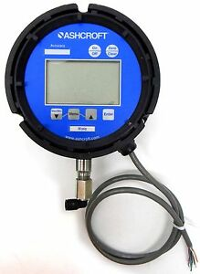 Ashcroft 2274 Digital Pressure Gauge 4 0 30 Psi 452274sd02l30 A0enu1