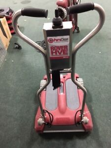 Used Dri eaz Rover Hve Ride on High Volume Extractor