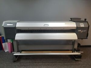 3 Mutoh Printers Graphtec Cutter plotter And Laminator 64 54