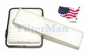Engine Cabin Air Filter For Chevy Equinox Pontiac Torrent Saturn Vue Us Seller