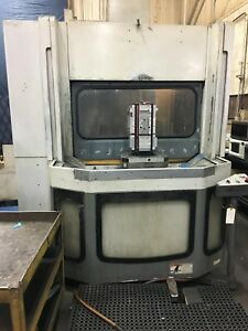 Mazak Fh 480 Horizontal Machining Center 12 000 Rpm 1 Degree 4th Axis New 19