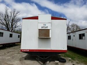 Used 2005 12x60 Mobile Office sn538505 open Unit 7920 00 cincy