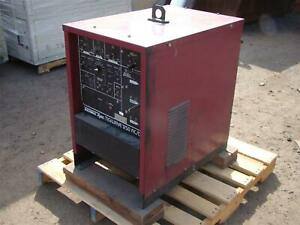 Thermal Arc Tig Welder 1 ph 200 230 460 575v Tigwave 250 Ac dc