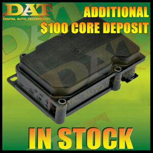 Toyota Camry 2007 2009 Abs Module 0265800534 Exchange