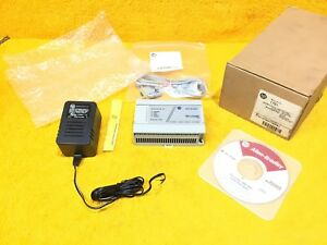 new Allen Bradley 1761 l10bwb Series F Micrologix 1000 1761 start1000e1