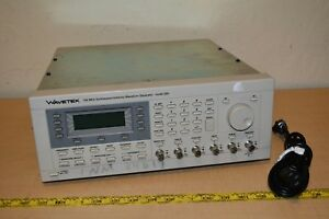 Wavetek 395 100mhz Synthesized Arbitrary Waveform Generator