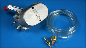 18ml Dle Manual Oil Pump Gasoline Pump With Oil Tube Y