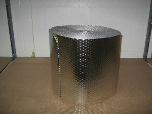 1 8 Insulated Double Foil Reflective Bubble 16 X 125
