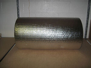 1 8 Insulated Double Foil Reflective Bubble 24 X 125
