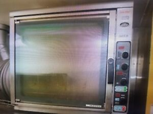 Cadco Unox Commercial Electric Convection Steamer Combitherm Oven