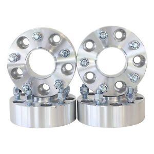 4 2 Inch 5x5 Jeep Hubcentric Wheel Spacers Jk Wrangler 2010 2011 2012