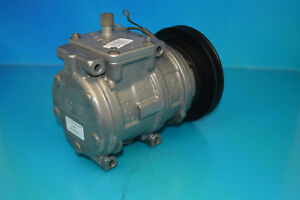 Ac Compressor Fits 1996 97 Toyota Lx450 1993 97 Land Cruiser 1yw New 78393