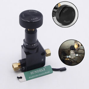 Universal Brake Bias Proportioning Valve Pressure Regulator For Brake Adjustment