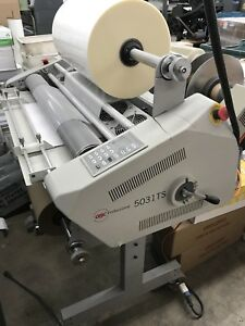 Gbc Laminator 5031 Ts And Feeder