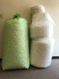 Packing Peanuts Shipping Anti Static Loose Fill 1 2 4 8 15 20 Cubic Feet Usa