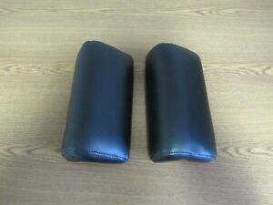 John Deere A R 50 60 70 Tractor Black Arm Rest Set Aa6022r S118