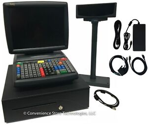 Verifone Topaz Xl Ii Touch Screen System P050 02 410 For Sapphire