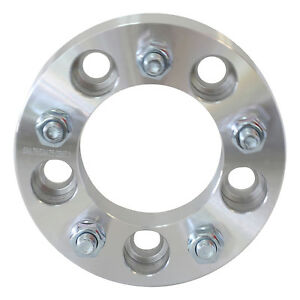 2 Qty 2 5x4 75 Wheel Spacers Adapters 12x1 5 5x4 75 2 Inch