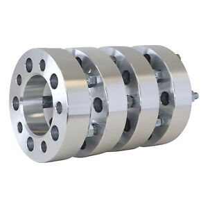 4 Qty 2 5x4 75 Wheel Spacers Adapters 12x1 5 5x4 75 2 Inch