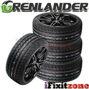 4 New Grenlander Enri U08 215 45r17 91w Xl Performance Tires