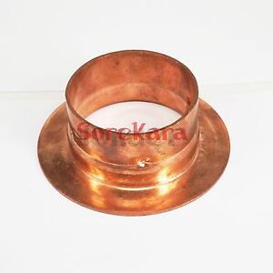 85mm End Feed Copper Liner Insert Pipe Fitting For Flange