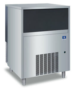 Manitowoc Unf 0300a 300lb Undercounter Nugget Ice Machine With 88lb Ice Storage