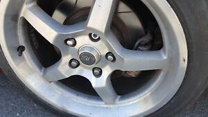 Roh Sp Wheels 17 Camaro Ss Trans Am No Tires 4 Used 93 02