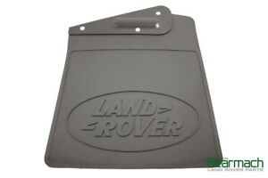 Land Rover Mudflap Rear Rh C W Brkt Part Cat500410pma