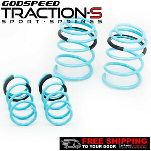 Godspeed Project Traction S Lowering Springs For Nissan Altima L31 2002 06