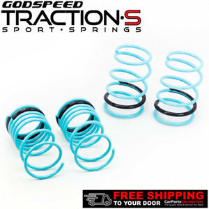 Godspeed Project Traction s Lowering Springs For Subaru Impreza Wrx Gd 2002 03