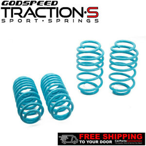 Godspeed Traction s Lowering Springs For Vw Jetta Mk5 05 10 Ls ts vn 0005