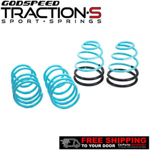 Godspeed Traction s Lowering Springs For Porsche Cayman 987 06 12 Ls ts pe 0006
