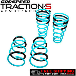 Godspeed Project Traction S Lowering Springs For Toyota Camry 2007 2011 Acv40