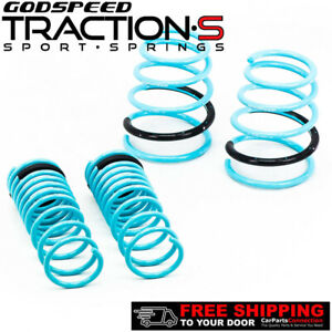 Godspeed Project Traction s Lowering Springs For Subaru Impreza Wrx 08 14 Gh Ge