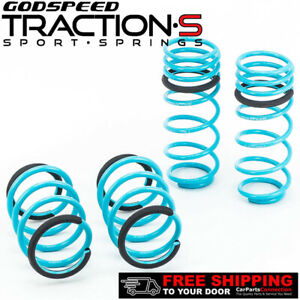 Godspeed Project Traction s Lowering Springs For Hyundai Veloster Turbo 2011 Fs