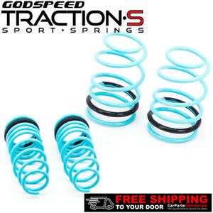 Godspeed Project Traction S Lowering Springs For Toyota Corolla E140 E150 09 13