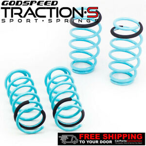 Godspeed Project Traction s Lowering Springs For Mazda 3 Bm Hatchback 2014 up